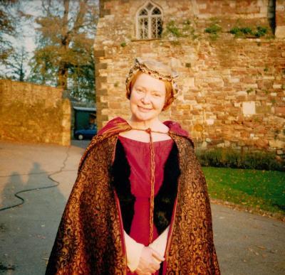 Daphne Neville in Sir Gawain