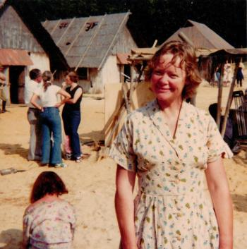 Daphne Neville in Tenko 1982