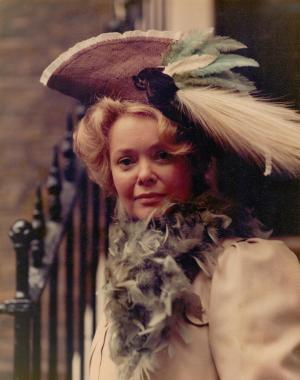 Daphne Neville in 'The Pheonix and the Carpet'