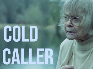 Daphne Neville starring in 'Cold Caller'