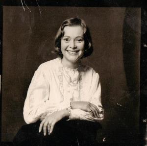 Daphne Neville in 1969