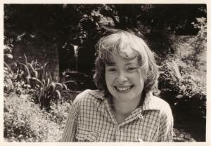 Daphne Neville in about 1966