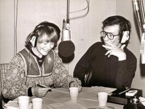 Daphne Neville on Radio Bristol