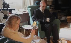 DAphne Neville in Cold Caller 2