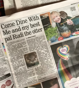 Come Dine With Me in the Daily Express