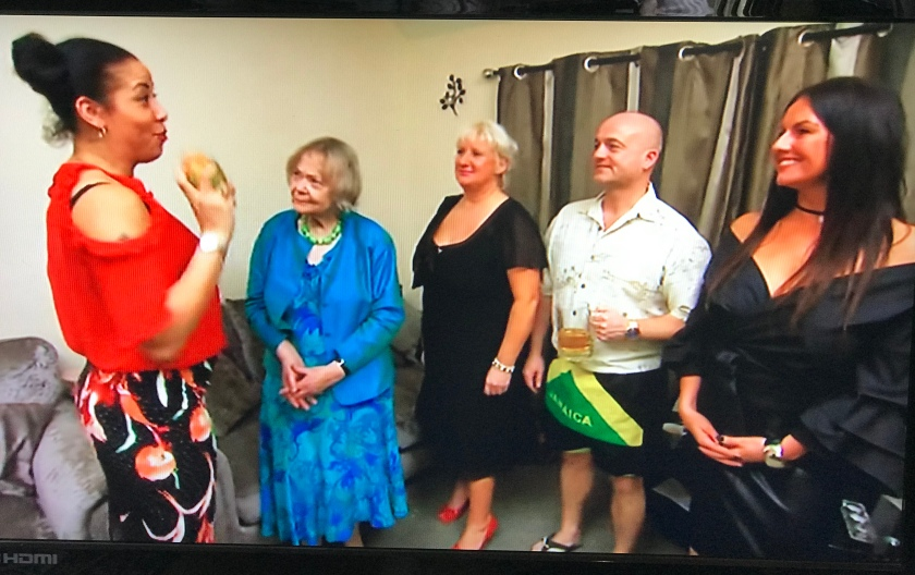 Come Dine With Me week 2